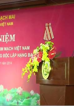 Viện Tim mạch Việt Nam đón nhận Huân chương Độc lập hạng Ba