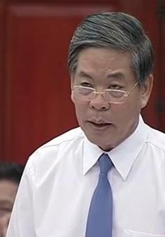 """Chất vấn Bộ trưởng Bộ Tài nguyên-Môi trường: """"Nóng"""" vấn đề quản lý đất đai"""