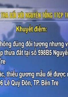 Kết luận kiểm tra ông Trần Văn Truyền: Đáp ứng mong mỏi của cử tri