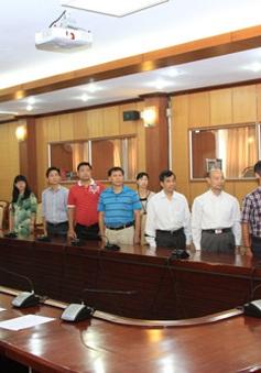 Đài THVN tổ chức trao tặng Huy hiệu 30, 40 năm tuổi Đảng