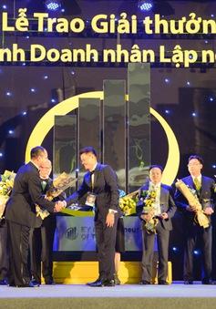5 doanh nhân xuất sắc nhận giải Bản lĩnh Doanh nhân lập nghiệp