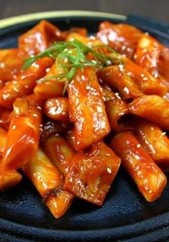 Trải nghiệm làm món Tteokbokki trên đất Hàn