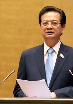 Thủ tướng và 4 bộ trưởng sẽ trả lời chất vấn tại Quốc hội