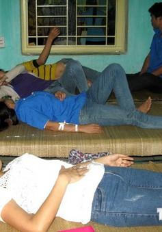 Tiền Giang: Ngộ độc khí gas, 62 công nhân phải nhập viện cấp cứu