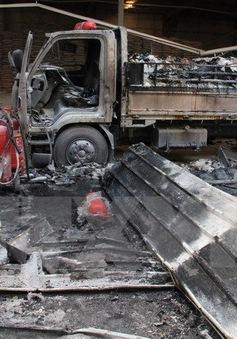 Giao tranh tại Bắc Libya, ít nhất 22 binh sỹ bị sát hại