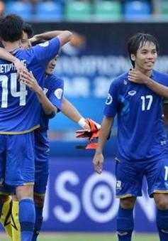 U19 Thái Lan gây bất ngờ ở VCK U19 châu Á