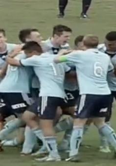 Thua U21 Sydney, U19 HAGL hồi hộp chờ bốc thăm may rủi