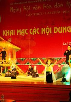 Khai mạc Ngày hội Văn hoá dân tộc Thái năm2014