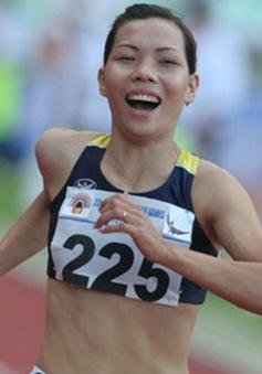 Singapore Open 2014: Vũ Thị Hương tiếp tục toả sáng ở nội dung 100m