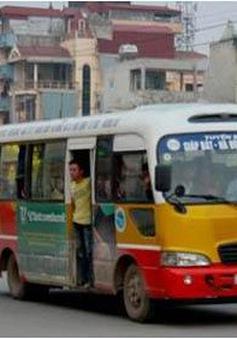 Xe buýt nhái ngang nhiên lộng hành giữa lòng Hà Nội