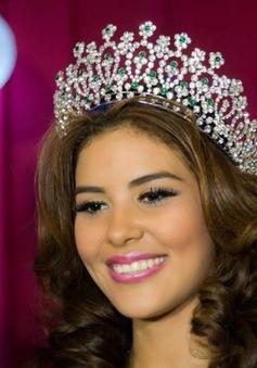 Hoa hậu Honduras bất ngờ mất tích