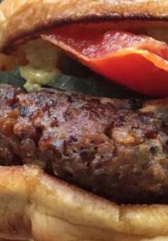 Thịt làm từ thực vật - không còn là chuyện viễn tưởng