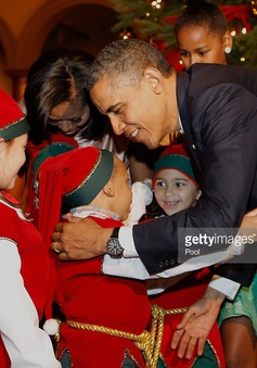 Lãnh đạo các nước chúc mừng Giáng sinh