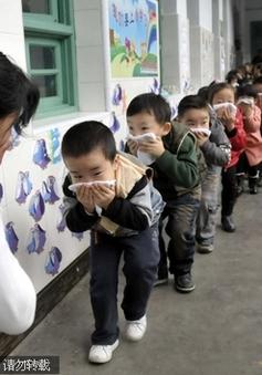 Trung Quốc: 190 học sinh nhập viện do ngạt khói trong diễn tập phòng cháy