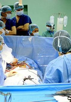 Cần Thơ: Cứu sống bệnh nhân vỡ thận