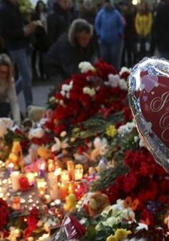 Thi thể nạn nhân vụ rơi máy bay Nga được đưa về nước