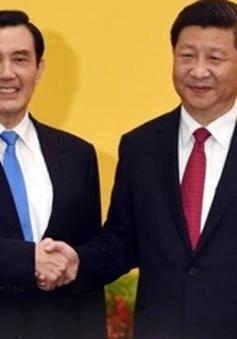 Cuộc gặp lịch sử giữa lãnh đạo hai bờ eo biển Đài Loan: Kỳ vọng hòa bình, hợp tác