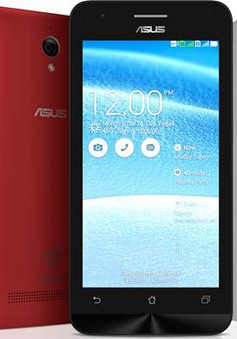 ASUS ZenFone C: Thiết kế bắt mắt, giá cả phải chăng