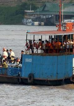 Myanmar: Đắm phà, ít nhất 21 người thiệt mạng