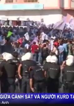 Thổ Nhĩ Kỳ: Bạo động xảy ra giữa cảnh sát và người Kurd
