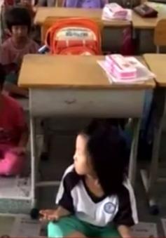 Trung Quốc: Tranh cãi vì giấc ngủ trưa của học sinh