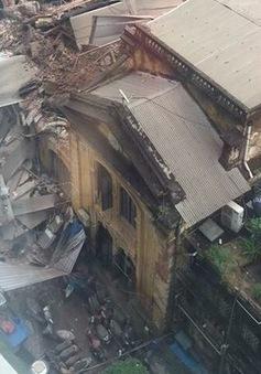 Vụ sập biệt thự cổ Hà Nội: Khẩn trương làm rõ nguyên nhân