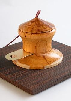 Ấn tượng ống kính máy ảnh làm từ gỗ