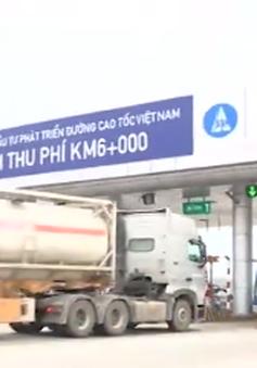Hàng loạt ô tô gian lận vé tuyến cao tốc Nội Bài - Lào Cai