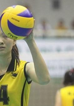Chủ công Hà Ngọc Diễm chia tay VTV Bình Điền Long An