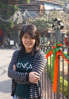 Đạo diễn Nguyễn Thị Thắm: Thích đời kịch tính!
