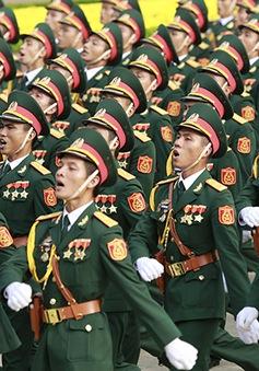 Hào hùng Lễ diễu binh, diễu hành kỷ niệm 70 năm Quốc khánh 2/9