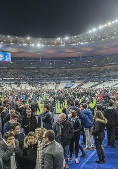 Khi bóng đá Pháp không 'đầu hàng' trước khủng bố
