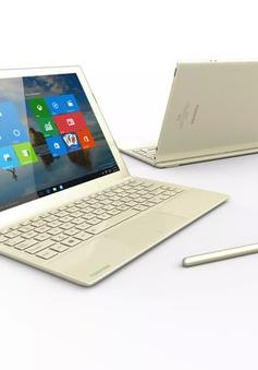 Toshiba ra mắt máy tính bảng DynaPad mới cạnh tranh với Microsoft Surface