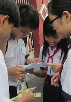 Ngày 22/6, TP.HCM công bố điểm thi lớp 10