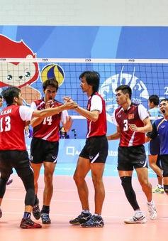 Đánh bại Myanmar, ĐT bóng chuyền nam đụng độ Thái Lan ở chung kết