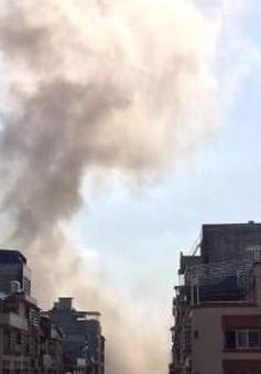 Trung Quốc xảy ra vụ nổ lớn ở tỉnh Quảng Tây