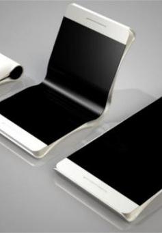 Samsung sẽ sớm ra mắt smartphone sở hữu màn hình gập