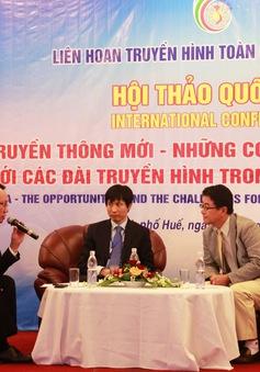 Nhiều đại biểu, diễn giả quốc tế tham dự LHTHTQ 35