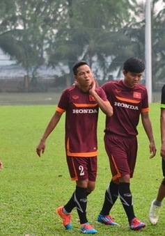 Trước thềm vòng loại, U23 Việt Nam được chỉ đạo tập nhẹ