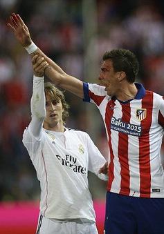 """Sao Atletico Madrid """"mắng"""" trọng tài thậm tệ"""
