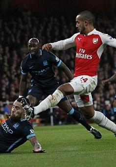 Hạ gục Man City, Arsenal hướng về ngôi vô địch lượt đi Premier League