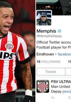 Dấu hiệu Memphis Depay muốn tới Man Utd