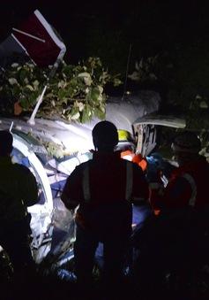 Tom Cruise thoát khỏi lưỡi hái tử thần trong tai nạn máy bay tại Colombia