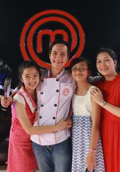 Quán quân Vua đầu bếp Việt 2015 muốn tiếp tục đam mê bên gia đình
