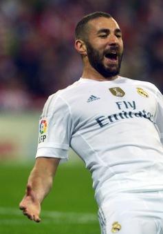Benzema lập cú đúp, Real độc chiếm ngôi đầu La Liga 2015/16