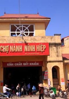 """Không xóa chợ Ninh Hiệp để """"ép"""" tiểu thương vào Trung tâm thương mại"""