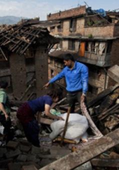 Các nhà tài trợ quốc tế cam kết viện trợ hơn 4 tỷ USD cho Nepal