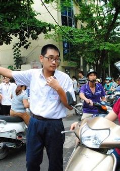 Hà Nội: Trường THPT Nguyễn Tất Thành đưa... Ánh Viên vào đề thi