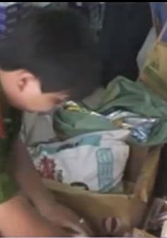 Lâm Đồng: Thu giữ 1.970 gói thuốc lá lậu