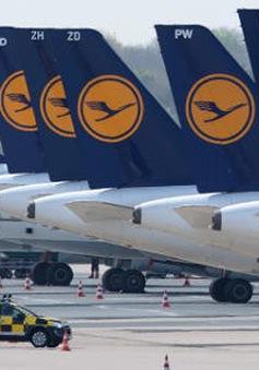Phi công Lufthansa đình công, hàng trăm chuyến bay bị hủy bỏ